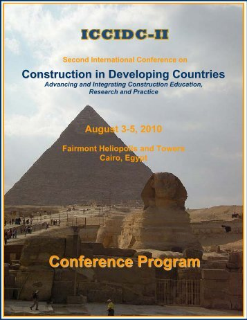 Download the conference Program - Florida International University