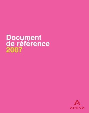 Document de référence 2007 - Paper Audit & Conseil