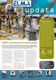 TUPI, een bron van zwart goud - Elma BV