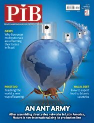 AN ANT ARMY - Revista PIB