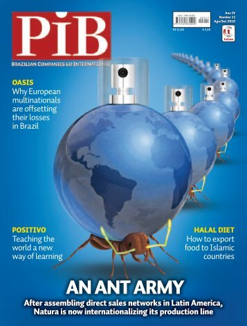 AN ANT ARMY - Revista PIB