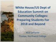 Trustees' Public Forum - Northwest College