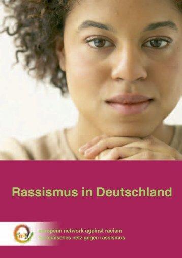 Rassismus in Deutschland - NRWgegenDiskriminierung.de