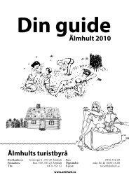 Din guide i Älmhultsbygden 2010.pdf - Älmhults kommun