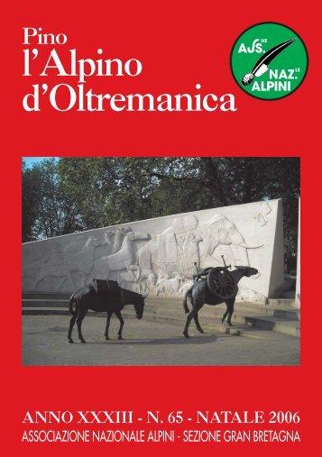 Numero 65, Anno XXXIII - Morsano di Strada