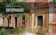 La Casa dello Scirocco Costruzione settecentesca ... - Edizioni Rendi