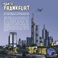 Frantic Frankfurt - deutsch - Heidelberger Spieleverlag
