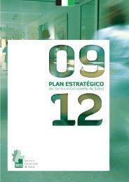 Plan Estratégico del SES 2009 - 2012 - ORCPex