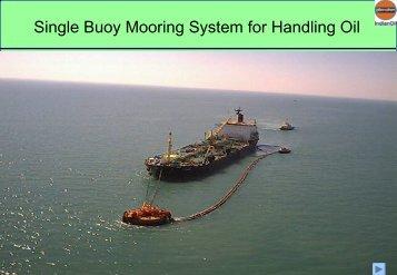 Single Buoy Mooring System for Handling Oil - petrofed.winwinho...