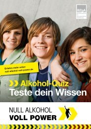 PDF-Dokument (266 KB) - Null Alkohol - Voll Power