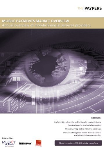 Mobile Payments Market Guide 2012 - The Paypers