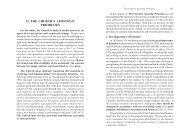 The Church's Apostolic Priorities - Holy Cross International Justice ...