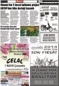 01 Mayıs Tarihli Küçükmenderes Gazetesi - Page 7