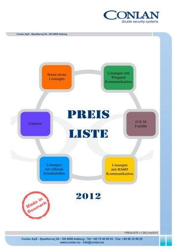 Prisliste-Front v.1 DEU mar2012 - Conlan