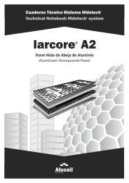 Cuaderno técnico - Alucoil