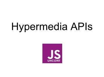 hypermedia-apis