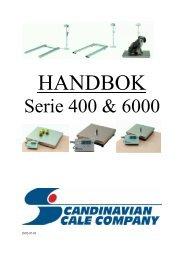 Serie 400 & 6000 - Smelink