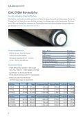 Komplette Belüftungssysteme für Kläranlagen Herstellung und ... - Seite 2
