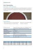 Komplette Belüftungssysteme für Kläranlagen Herstellung und ... - Seite 4