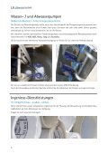 Komplette Belüftungssysteme für Kläranlagen Herstellung und ... - Seite 6