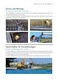 Komplette Belüftungssysteme für Kläranlagen Herstellung und ... - Seite 7
