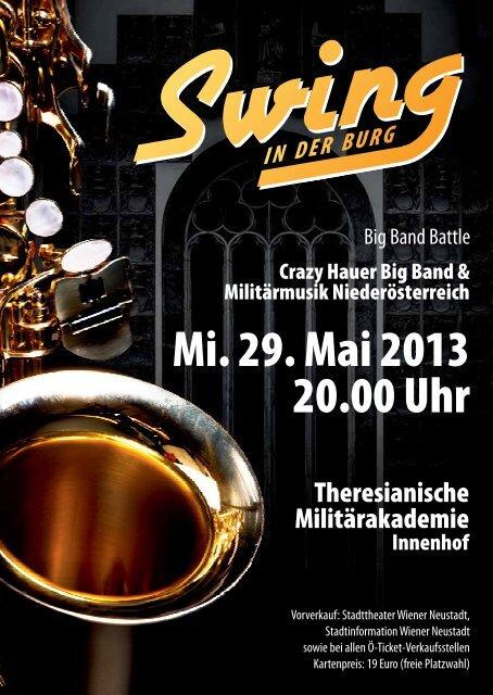 Mi. . 201 29 Mai 3 20.00 Uhr - Kultur Marketing Event - Wiener ...