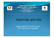 2 présentation Freddy Sablon 07 10 2011 - Infectio Saint-Pierre