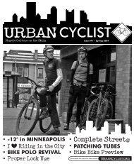 74$#0 CYCLIST - Urban Velo