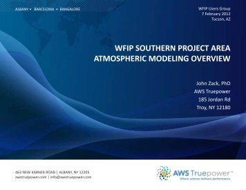 modeling overview - AWS Truepower