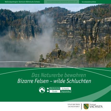 Das Naturerbe bewahren Bizarre Felsen – wilde Schluchten - Bahn.de