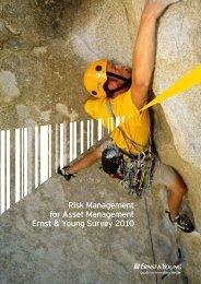 Risk Management for Asset Management Ernst & Young Survey 2010