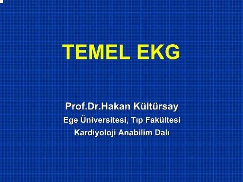 TEMEL EKG