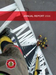 AnnuAl RepoRt 2006 - Town of Markham