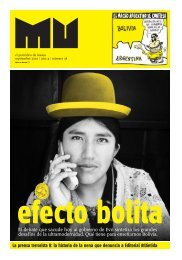 La prensa terrorista II: la historia de la nena que denuncia ... - Lavaca