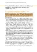 Vides politikas un pārvaldības priekšlikumi tūrisma ... - Lauku Ceļotājs - Page 3