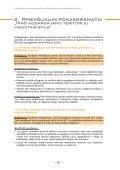 Vides politikas un pārvaldības priekšlikumi tūrisma ... - Lauku Ceļotājs - Page 6