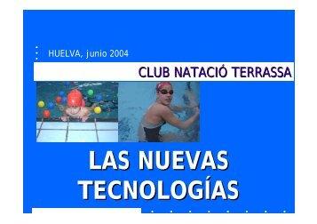 LAS NUEVAS TECNOLOGÍAS - Agesport