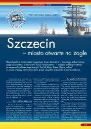 miasto otwarte na żagle (PDF) - PortalMorski.pl