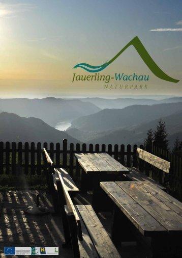 Konzept Neugestaltung Gipfel Jauerling (PDF) - Naturpark Jauerling ...