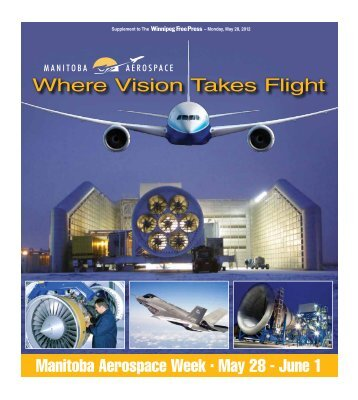 2012 Aerospace Week - Manitoba Aerospace