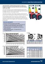 Grundfos_Selectric_Brochure - Plumb Center online