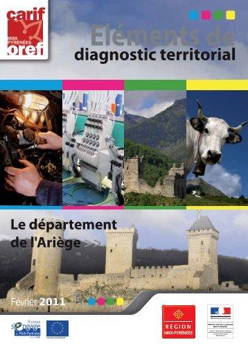 Ariège - Carif Oref Midi-Pyrénée