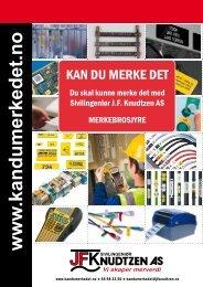 Merkebrosjyre - Sivilingeniør JF Knudtzen AS