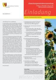 Einladung (PDF) - Gemeinde Rudolfstetten