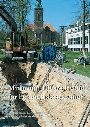 Minimum 100 års levetid - Dansk Beton
