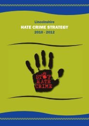 Hate Crime (single pages):Layout 1.qxd - Lincolnshire Police