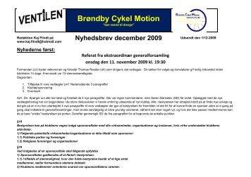 X - Brøndby Cykel Motion