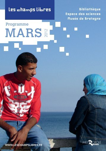 RENNES METROPOLE PROGRAMME MARS.indd