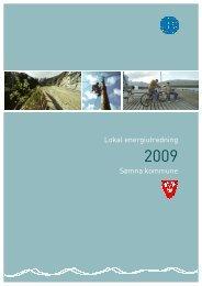 Lokal energiutredning Sømna kommune - Helgelandskraft