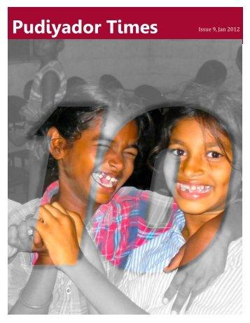 Issue 9, Jan 2012 - Pudiyador